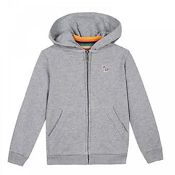 Paul Smith Juniors Rowling 2 Hoodie (Grey)