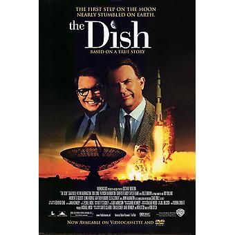 Dish The Movie Poster (11 x 17)