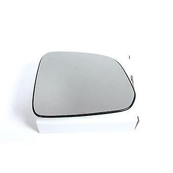 Høyre driver side speil glass (oppvarmet) & holder for VAUXHALL ANTARA 2006-2015