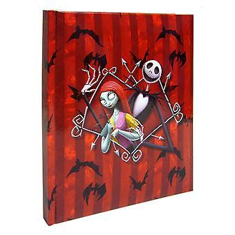 Nightmare Before Christmas JACK MUSICAL NOTEBOOK