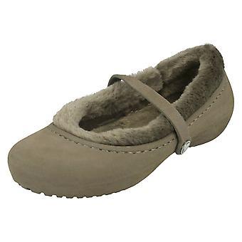 Meisjes Crocs namaakbont Casual schoenen Nanook meisjes