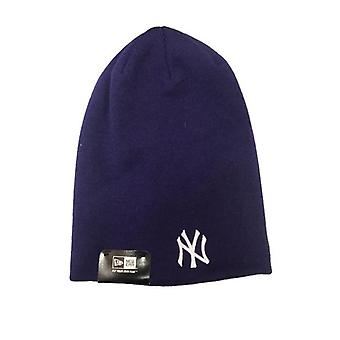 New Era Womens New York Yankee long Beanie
