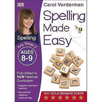 Spelling Made Easy Year 4 by Carol Vorderman - 9781409349471 Book