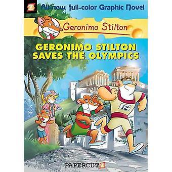 Geronimo Stilton - Geronimo Stilton Saves the Olympics (10th Revised e