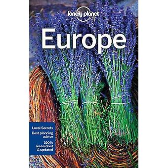 Lonely Planet Europe by Lonely Planet - 9781786571465 Book