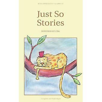 Juste ainsi histoires (nouvelle édition) de Rudyard Kipling - livre 9781853261022