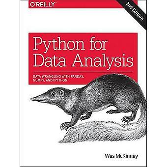 Python til Data analyse - Data tovtrækkeri med pandaer - NumPy- og IP