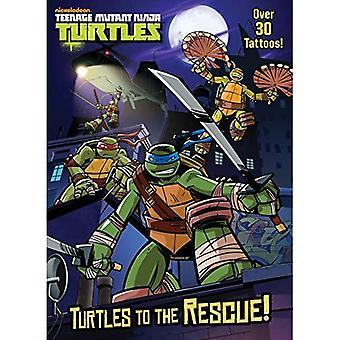 Turtles to the Rescue! (Teenage Mutant Ninja Turtles)