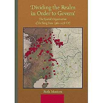 Dividing the Realm in Order to Govern
