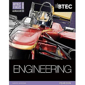 BTEC First Award Engineering Student Book (BTEC First Sport)