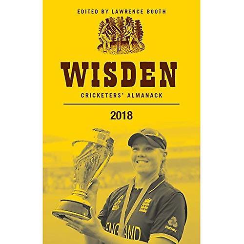 Wisden Cricketers& 039; Alhommeack 2018
