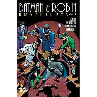 Batman & Robin Adventures Vol. 2