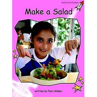 Make a Salad: Pre-reading (Red Rocket Readers: Non-fiction Set A)