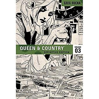 Queen & Country The Definitive Edition Volume 3 (Queen and Country (Graphic Novels))