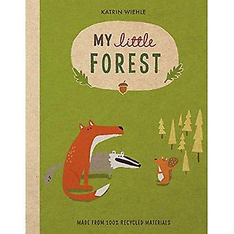 My Little Forest (Natural World Board Book) [Board book]