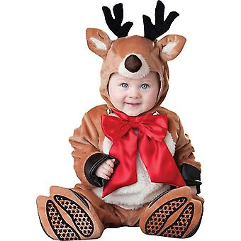 Reindeer Infant Costume