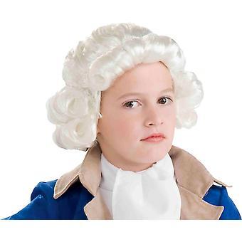 Paryk til koloniale dreng kostume