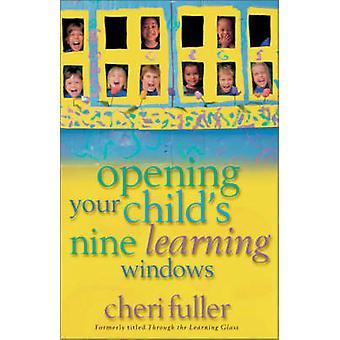 فتح النوافذ التعلم تسعة الطفل بفولر & شيري