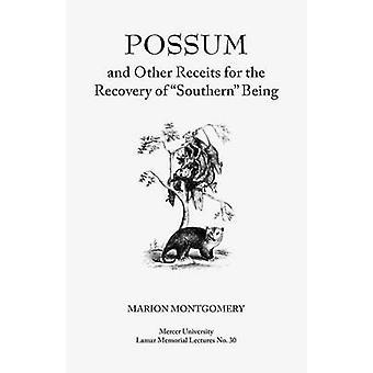 Possum und sonstige Einnahmen für die Erholung der Süden wird von Montgomery & Marion