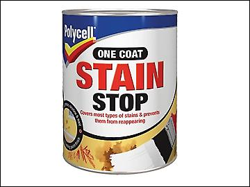 Polycell Stain Stop Paint 1 Litre