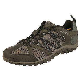 Mens Merrell Casual Lace Up Trainers Mykos Octo Stretch