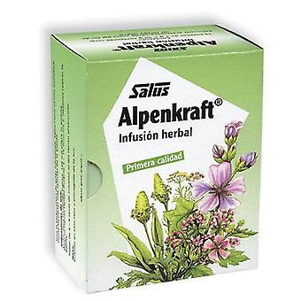 Salus Infusion Alpenkraft 15 Envelopes (Vitamins & supplements , Special supplements)