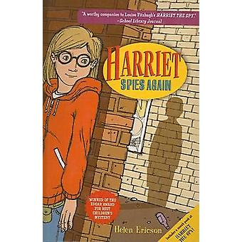 Harriet Spies Again by Helen Ericson - 9780756941291 Book