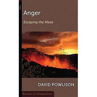 Anger Escaping the Maze by Powlison - 9780875526812 Book
