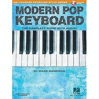 Mark Harrison - Modern Pop Keyboard by Mark Harrison - 9781495025075 B
