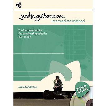 The Justinguitar.Com Intermediate Method (Book/2cd) - Intermediate met