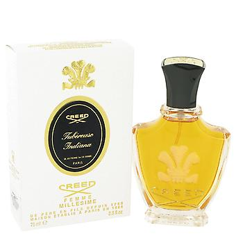 TUBEREUSE INDIANA von Creed Millesime Eau De Parfum Spray 2,5 oz/75 ml (Frauen)