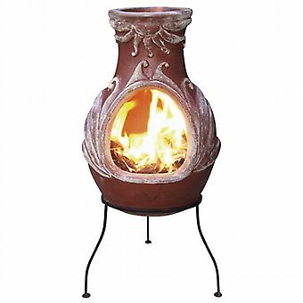 Gardeco Elements Small Fire Chiminea