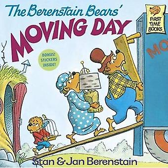 The Berenstain Bears' Moving Day by Stan Berenstain - 9780881031423 B