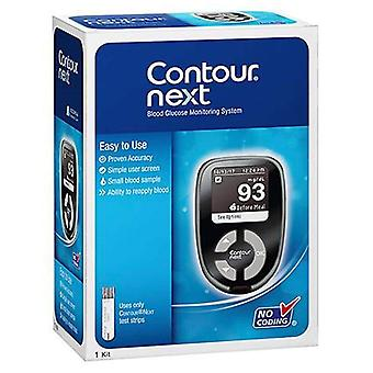 Contour next next blood glucose monitoring system, 1 ea