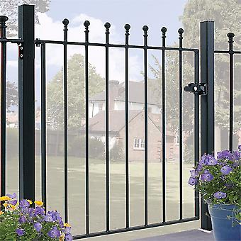 Burbage Manor Metal Single Gate To Fit a Gap of 762mm
