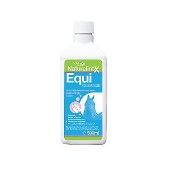 Aliments naturels pour animaux Naf Naturalintx Equicleanse 500ml