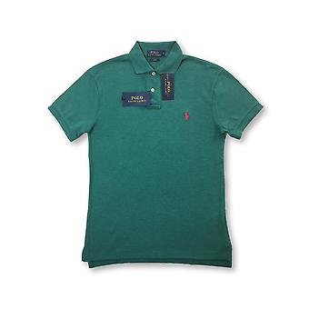 Ralph Lauren Polo Lim fit polo in alibury Green