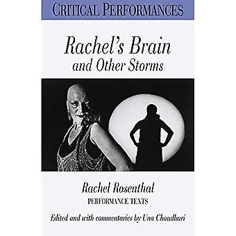 Rachel's Cerebro y otras tormentas