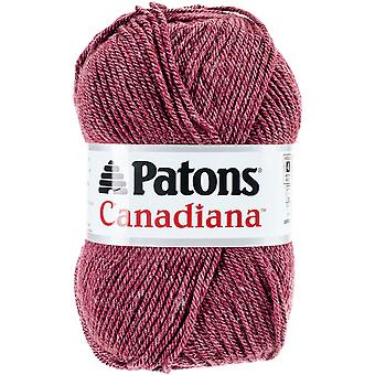 Canadiana Yarn - Solids-Wine 244510-10431