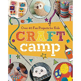 Lark Books-Craft Camp LB-45470