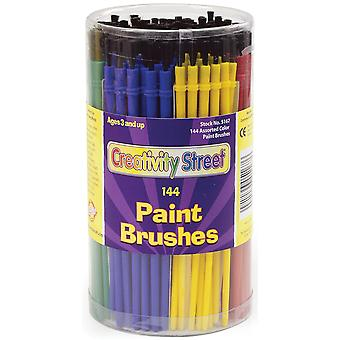 Economy Paint Brush Canister 144 Pkg 5173