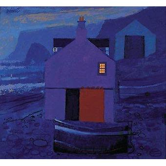 George Birrell impression - East Coast Blues