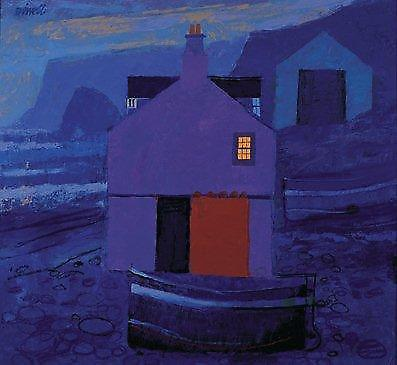 George Birrell print - East Coast Blues