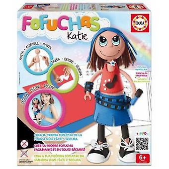 Educa Fofucha Katie (Pop) (Toys , Educative And Creative , Arts And Crafts , DIY)