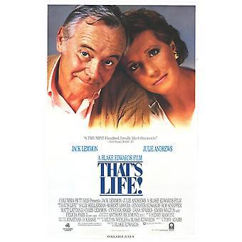 Thats Life Movie Poster Print (27 x 40)