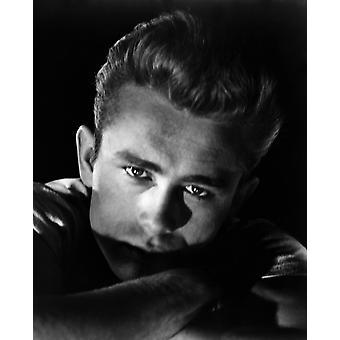 反乱軍の原因ジェームズ ・ ディーン 1955年写真印刷なし