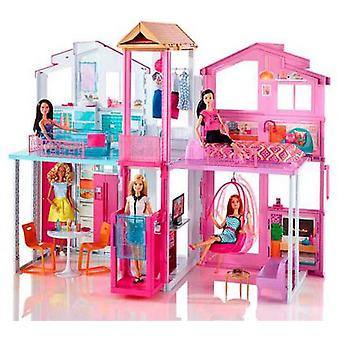 Barbie SuperCasa (Kids , Toys , Dolls , Dolls accessories , Dolls Houses)