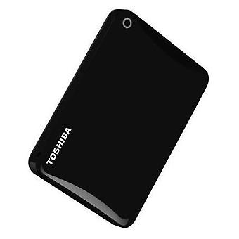 Toshiba Disco duro externo canvio connect ii 1tb k