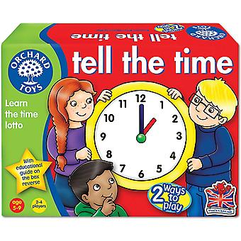 Orchard Toys Tell The Time