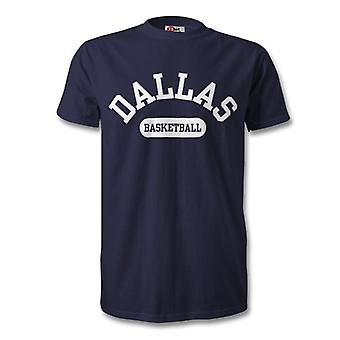Dallas Basketball T-Shirt